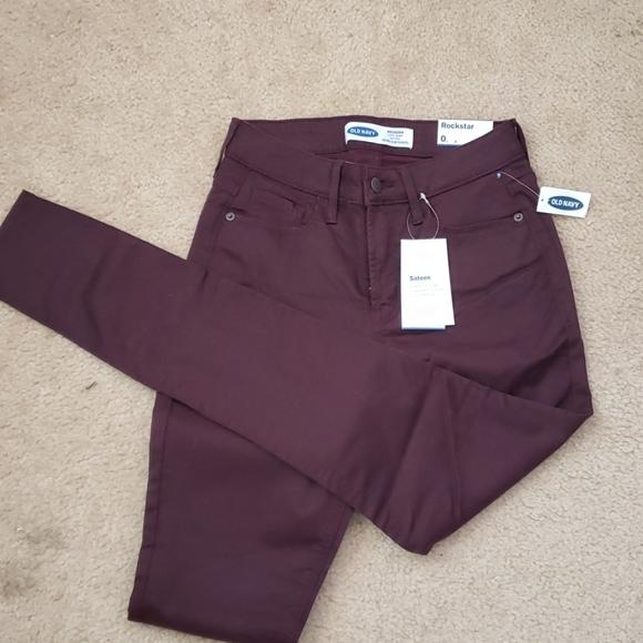 Old Navy Denim - Old Navy super Skinny high rise jeans